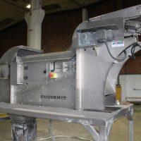 Goudsmit Eddy Current Metal Separator3
